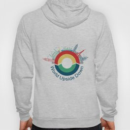 World Upside Down: World Hoody