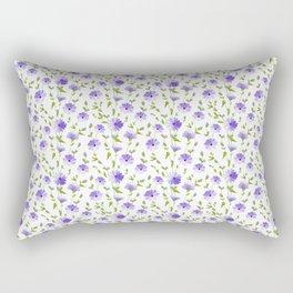 Chicory pattern. Rectangular Pillow