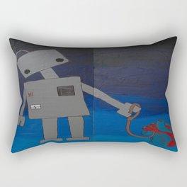 Stop leading my heart around Rectangular Pillow
