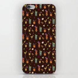 Tropical Drinks iPhone Skin