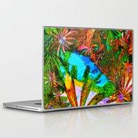 aloha Laptop & iPad Skins featuring Aloha by Glanoramay
