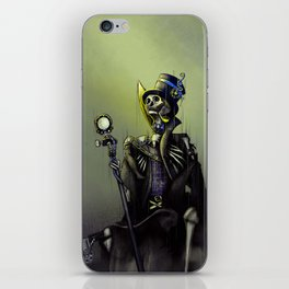His Majesty iPhone Skin