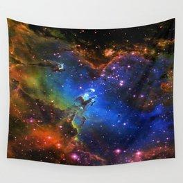 Eagle Galaxy Wall Tapestry