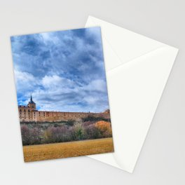 Ducal palace at Lerma, Castile and Leon. Spain. Stationery Cards