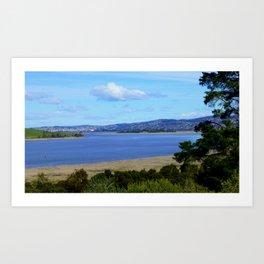 Launceston City - Tasmania* Art Print