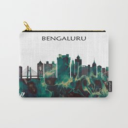 Bengaluru Skyline Carry-All Pouch