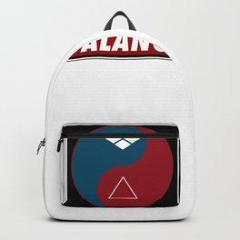 Samurai Balance Backpack