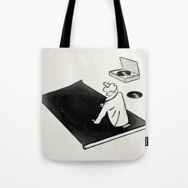 Tune In Tote Bag