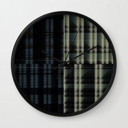 Mainframe Wall Clock