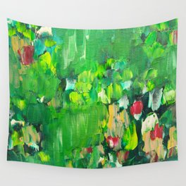 Abstract 19 Wall Tapestry