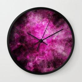 PinkCrush Wall Clock
