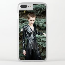 Smooth Confess Clear iPhone Case