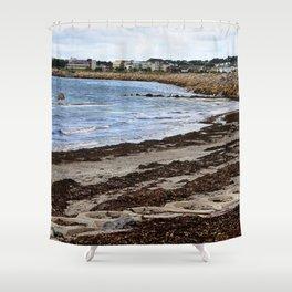 Salthill Promenade Shower Curtain