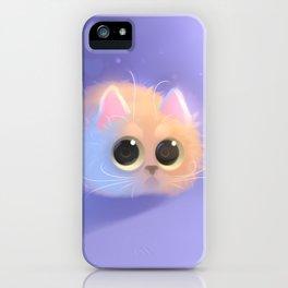 Peach iPhone Case