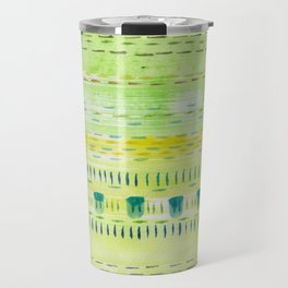 Meadow Stitch Travel Mug
