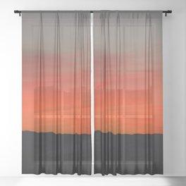 Perfectly Natural Sheer Curtain