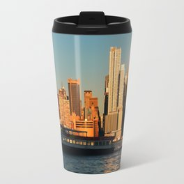 NY Waterway Travel Mug