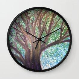 Summer 1999, Hyde Park Wall Clock