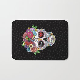 Lost Love BLACK Bath Mat