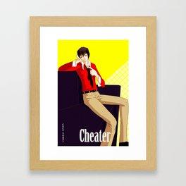 Kio Chillo Framed Art Print
