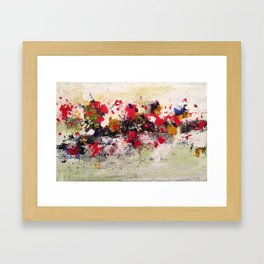 Riverbank Framed Art Print