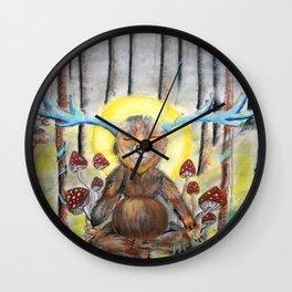Motherbear  Wall Clock