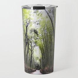 Arashiyama Bamboo Forest Travel Mug