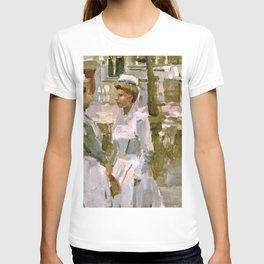 Isaac Lazarus Israels - Amsterdam Maids - Digital Remastered Edition T-shirt