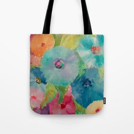 Invitation to Happiness Tote Bag