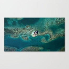 Seahorse Reef Canvas Print