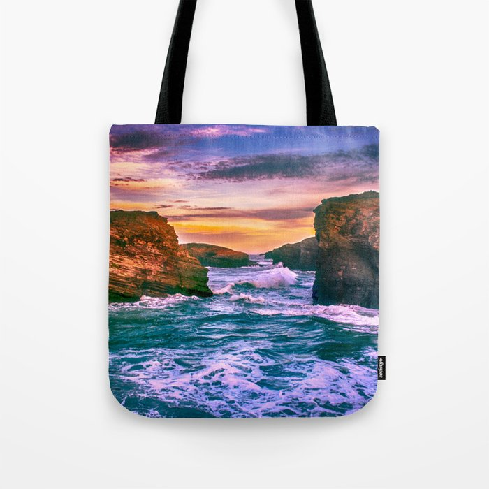 As Catedrais Tote Bag