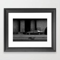Mopar Framed Art Print