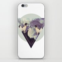 penguins iPhone & iPod Skins featuring penguins by oyamet