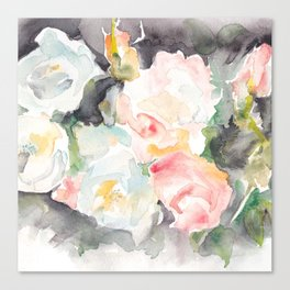 Gypsy Roses Canvas Print