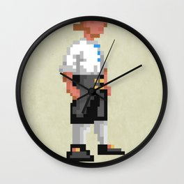 Mighty Pirate Wall Clock