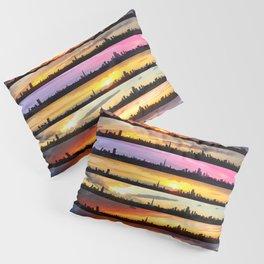 London Sunsets 003: Colour Pillow Sham