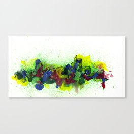Going Downtown: Rochester Canvas Print