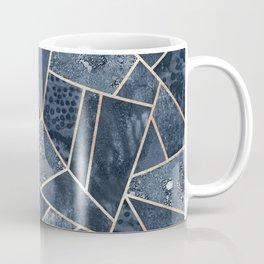Soft Dark Blue Stone Coffee Mug