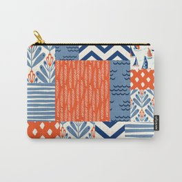 Beautiful Patch 8 (Nautical) Carry-All Pouch