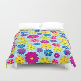 Flowers_101 Duvet Cover