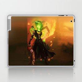 Anne Frankenstein AF1 Laptop & iPad Skin