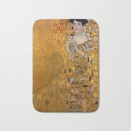 Bloch Bauer by Gustav Klimt Bath Mat