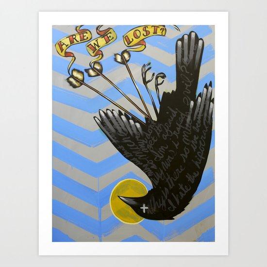jubilee 2012 - fall Art Print