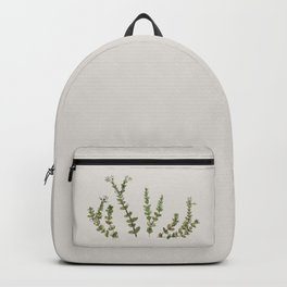 Crassula - String of buttons Backpack