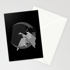 Crescent Melody Stationery Cards