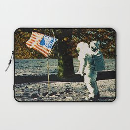 the first man under a tree Laptop Sleeve
