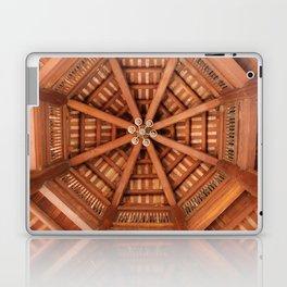 Wooden Sruckture Laptop & iPad Skin