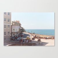 puerto rico Canvas Prints featuring Puerto Rico by Lauren Kroll
