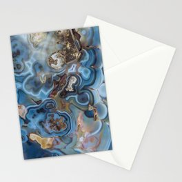 Natures Blues Stationery Cards