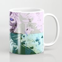 tokyo ghoul Mugs featuring Ghoul by shannon's art space